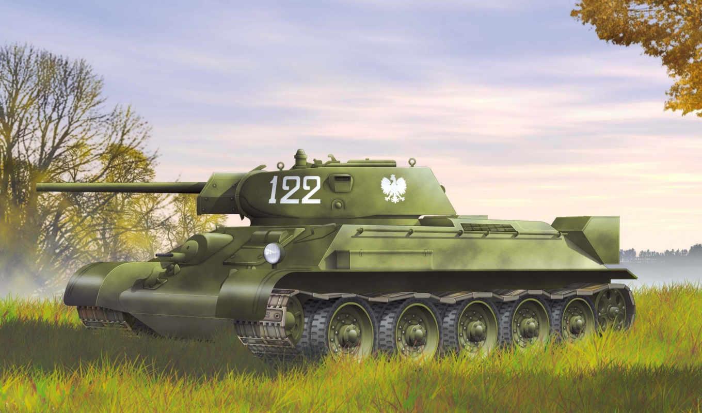 средний, советский, тридцатьчетверка, танк, dragon, turret, cast, mod, смотрите,