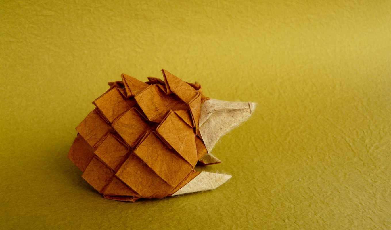 Обои Белка, Origami, бумага. Разное foto 14
