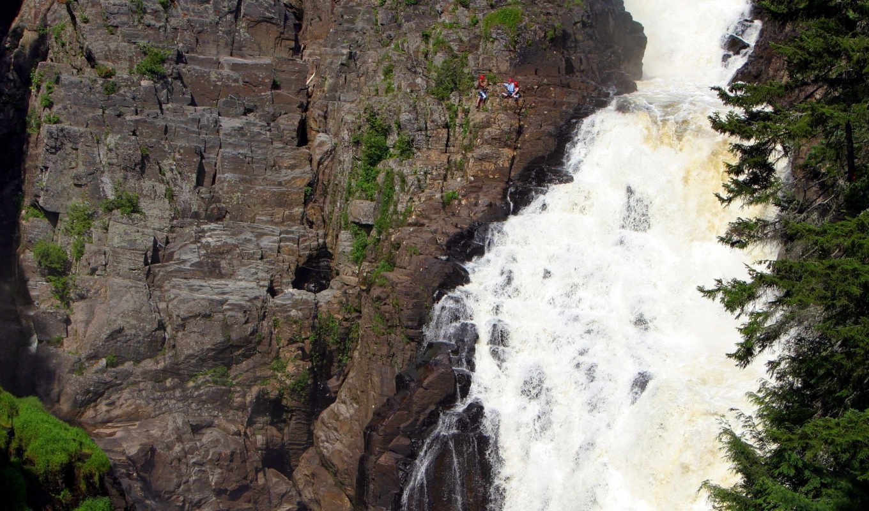 каньон, водопад, views, sainte, anne, страница, prins, derek, allday,