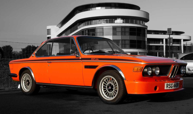 bmw, csl, cars, more, загрузить, orange,