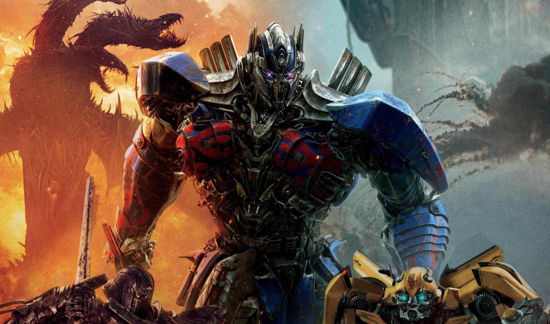 transformers, рыцарь, последний, prime, optimus, vj, online, movies,
