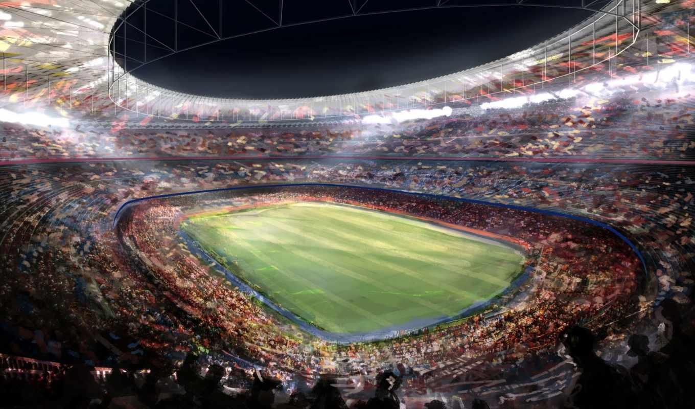 camp, nou, barcelona, madrid, play, liga, freeios,
