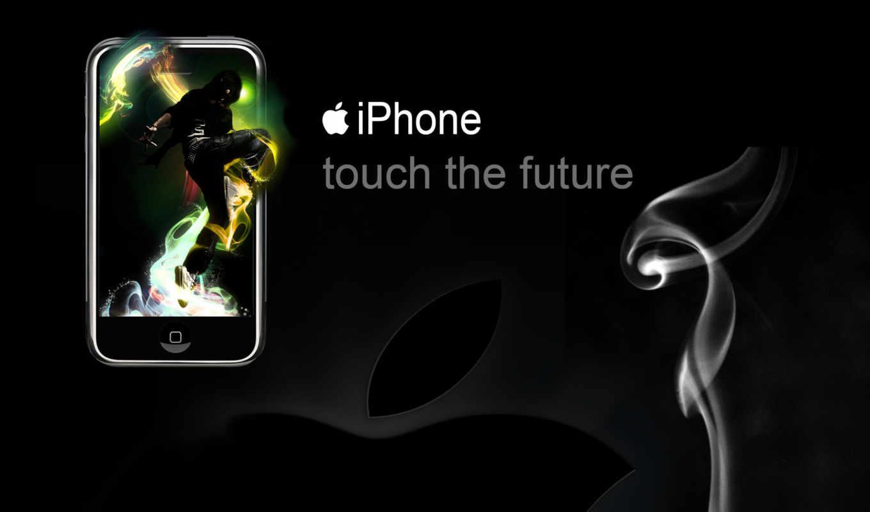 iphone, будущее, touch, plus, free,