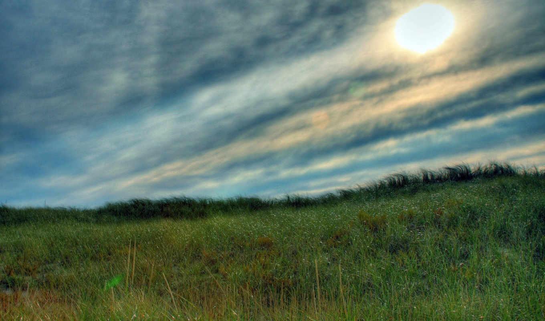 resimleri, naturaleza, природа, небо, изумительные, пейзажи, солнце, descargar,