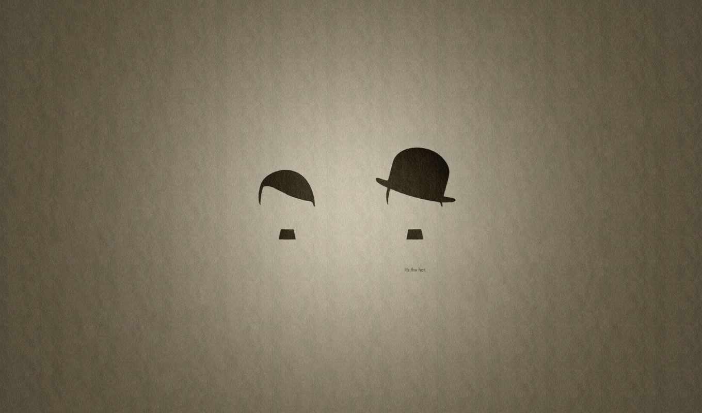 дело, шляпе, чаплин, креатив, чарли, гитлер, шляпа,