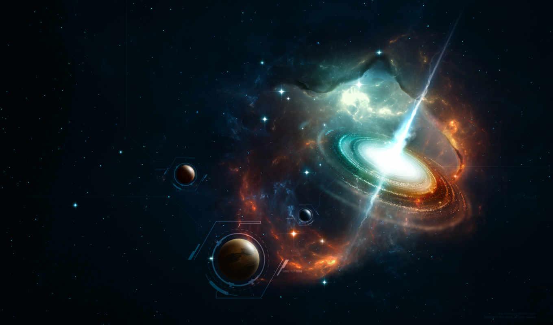 universe, pantalla, fondos, universo, full, страница, para, spectacular,