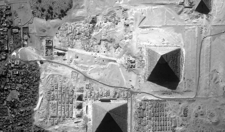 сервировка, пирамиды египта фото со спутника еще