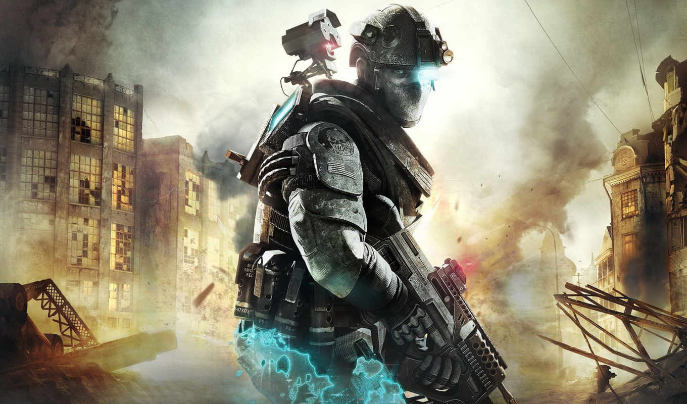 ghost, recon, soldier, future, tom,