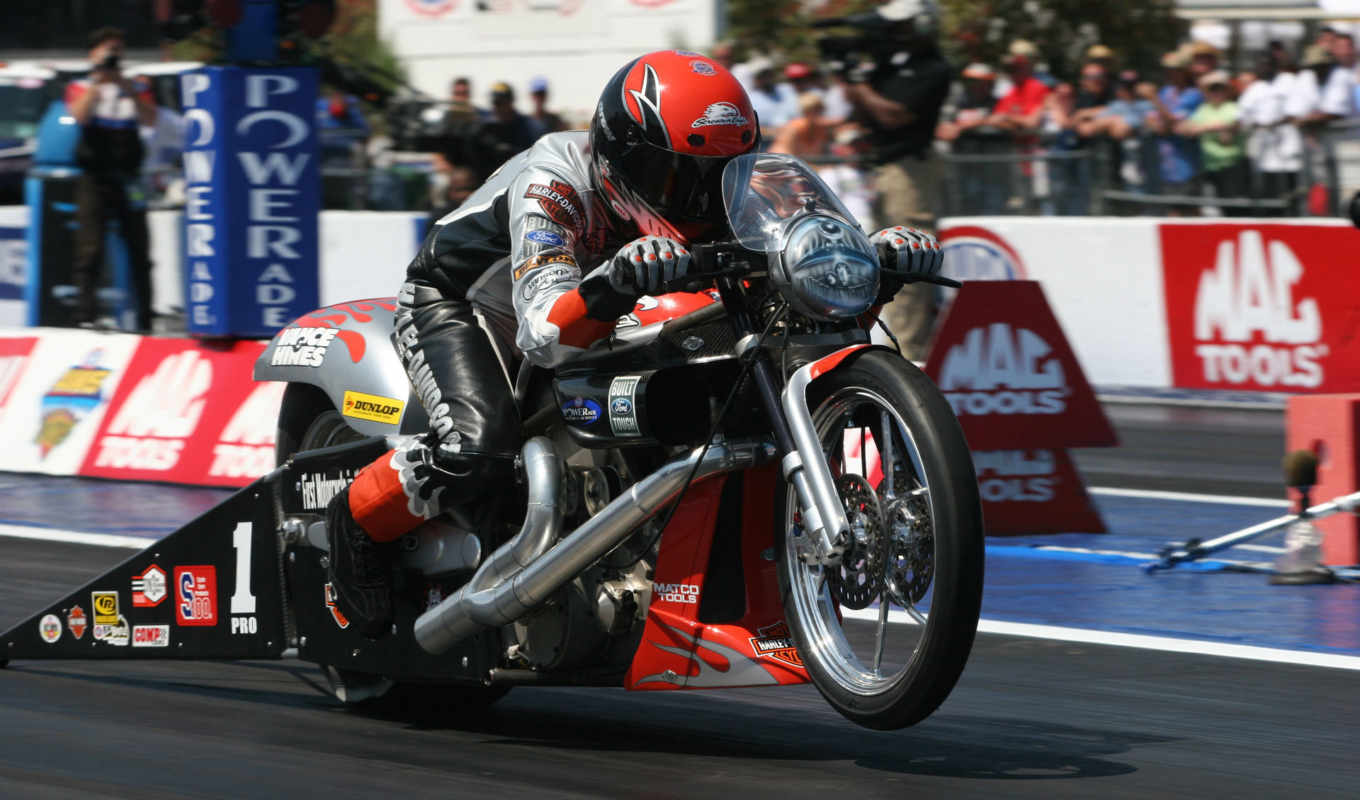 harley, davidson, racing, drag,