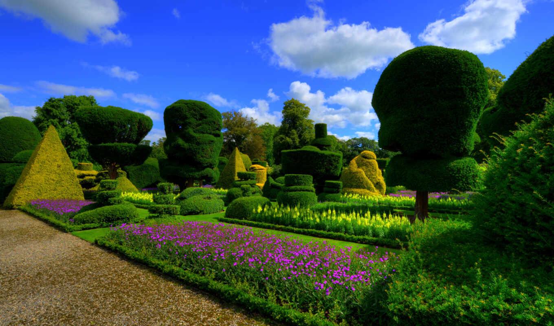 garden, fond, весна, tourist, аттракцион, природа, sib, цветы, german, park, pantalla