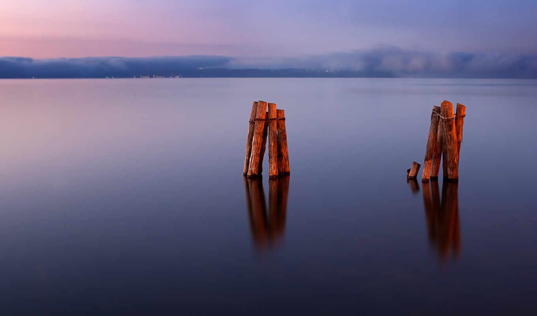 relax, top, фон, спокойствие, enjoy, закат, озеро