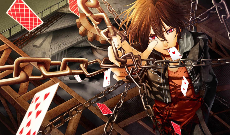 anime, amnesia, парень, февр, качественные,