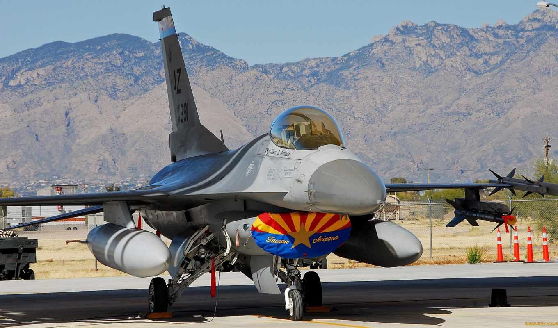 air, national, гвардия, arizona, крыло, сила, истребитель,