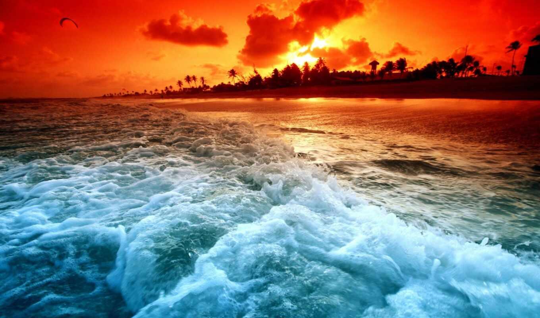 море, красивый