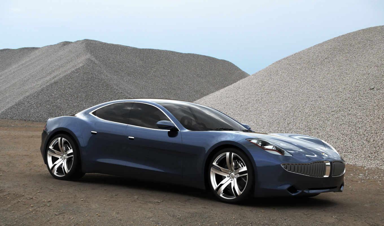 karma, очень, машина, красивая, concept, iphone, hybrid, sedan,