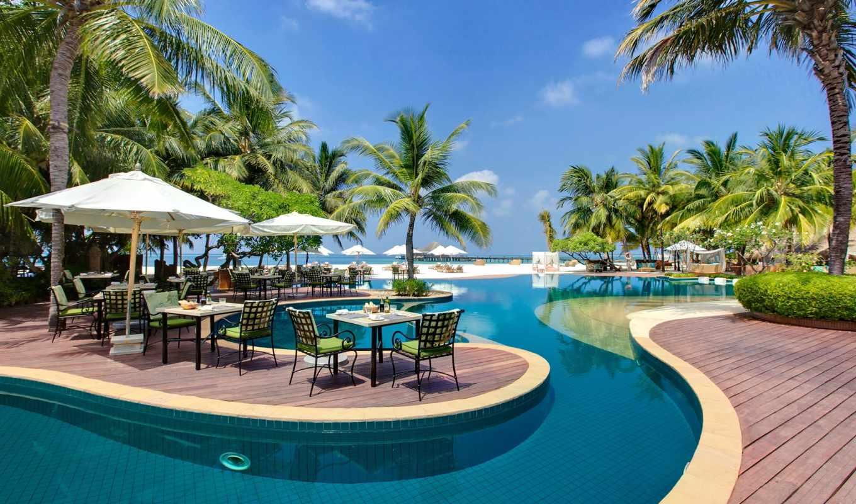 море, пальмы, maldives, цена, магазин, бассейн,