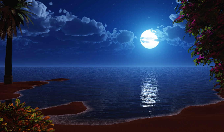 луна, tropics, лунная, трек,