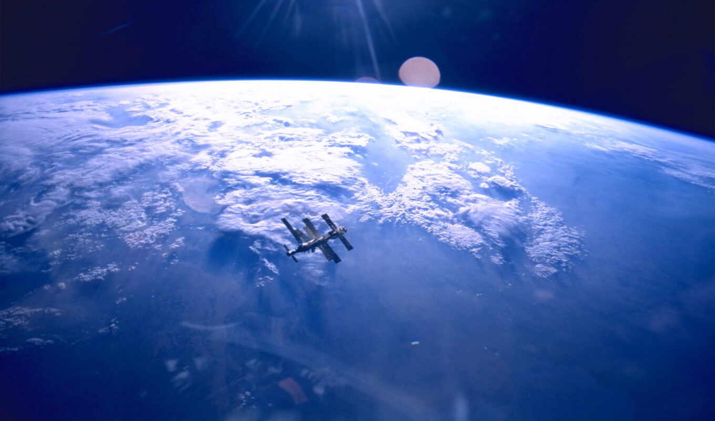 mks, cosmic, станция, международный, news, prizemlitsya, oreanda, астронавт, космос, союз