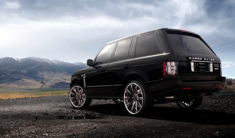 rover, range, land, авто, машины, тюнинг, горы, красивые, daily, только, разделе, автомобили,