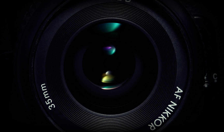 tech, объектив, фотоаппарат, nikon,