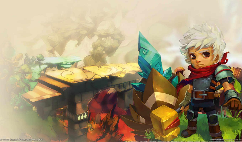 games, bastion, supergiant, рпг, warner,