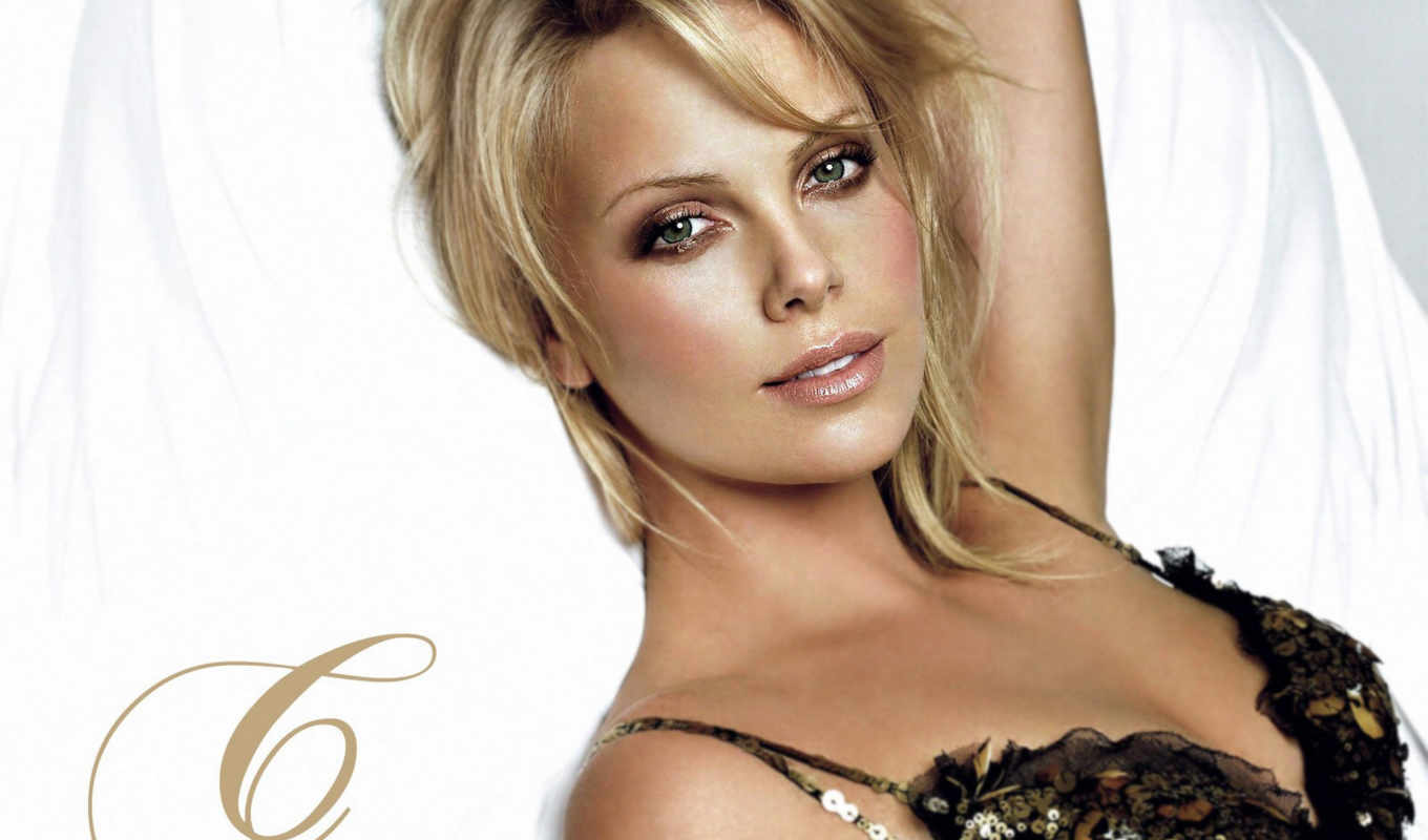 charlize, theron, актриса, терон, шарлиз,