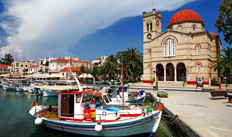 greece, экскурсия, остров, aegina, egin, день, low