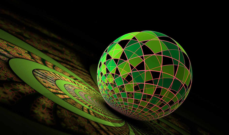 абстракция, desktop, collection, computer, рабочем, часть, столе, фона, you, графика, абстрактная, шар,