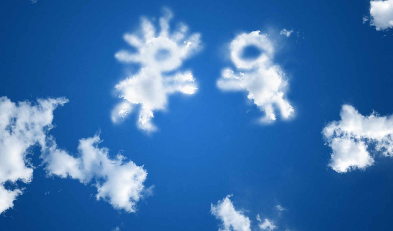 wolken, und, hintergrundbild, angel, frei, der, dich, fotos, ich, die,
