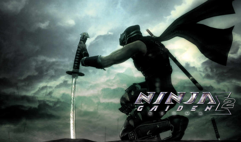 ninja, gaiden, facebook, sigma, more, страница, www,