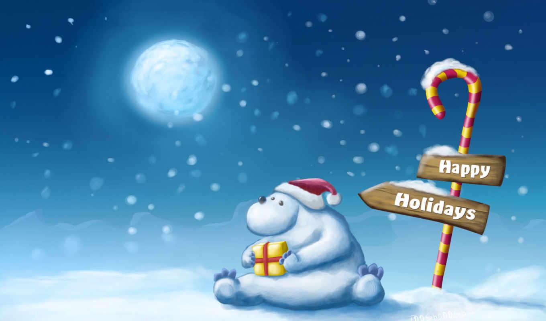 new, новогодние, год, картинка, свечи, красные,