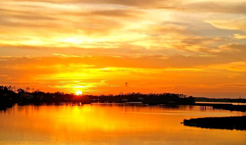 yellow, река, закат, driman, move, тело, long, water, песнь, red