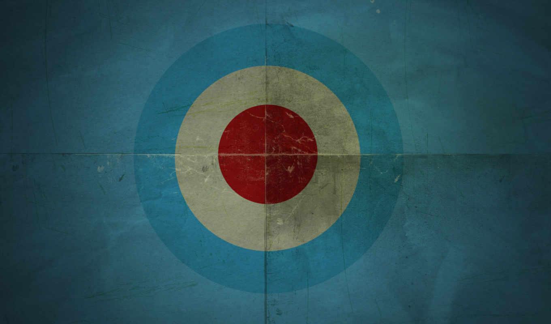 мишень, синий, круги, текстура,