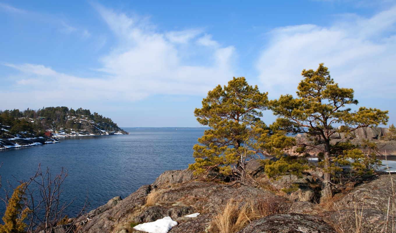 парки, швеции, sweden, природа, фотографий, картинка,