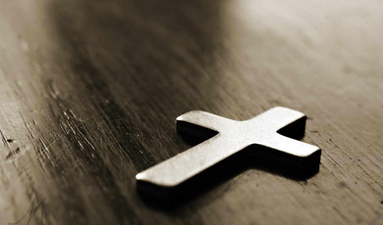 крест, дерево, метал,