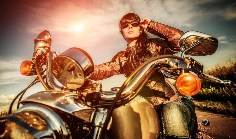 девушка, мотоцикле, мотоциклист, мужчина, motorcycle, raster, clipart, dpi, max,