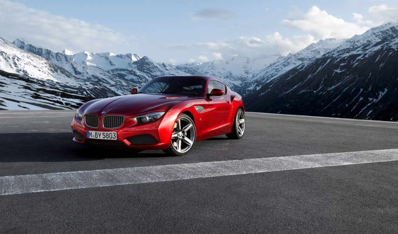 zagato, bmw, coupe, машина,