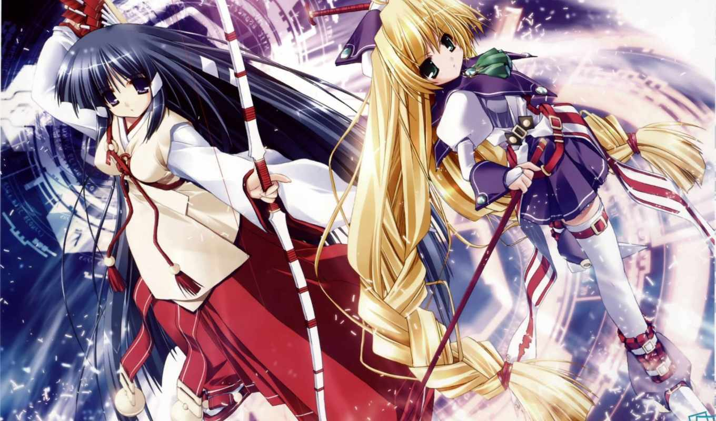 ark, prism, kagura, изображение, free, anime,