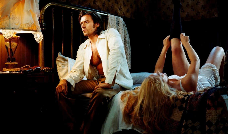 постели, мужчины, мужчинам, после, нечто, кровать, blonde, sex,