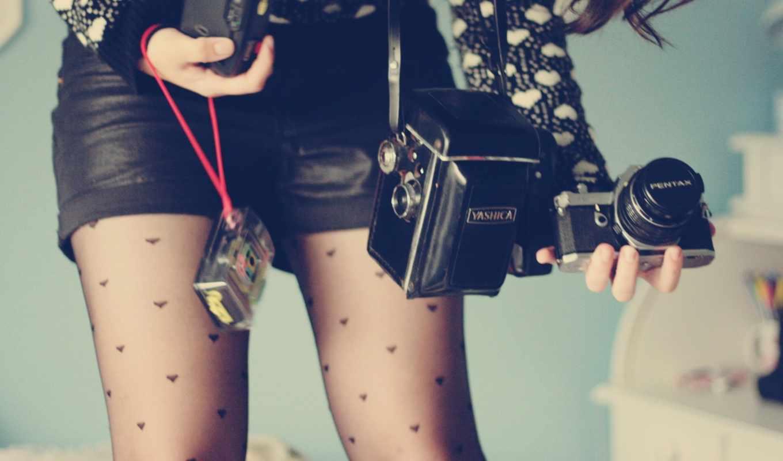 девушка, ноги,