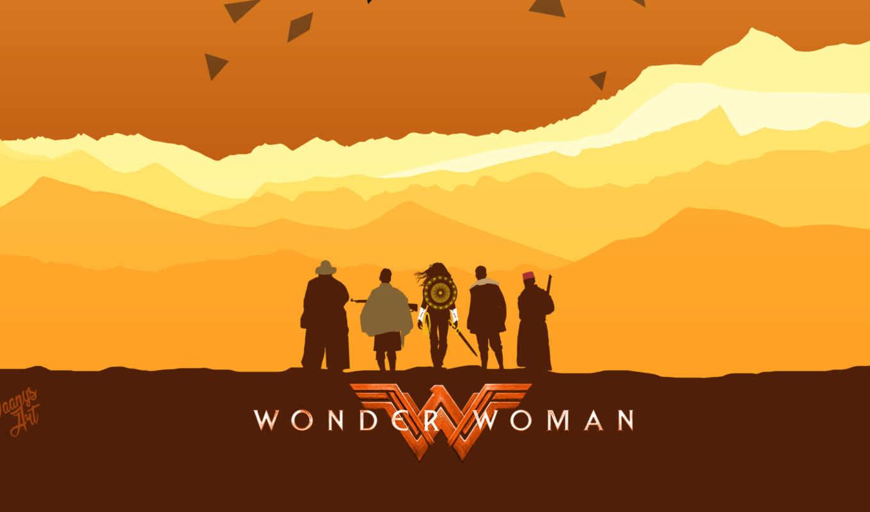 wonder, женщина, artwork, креатив, black, bhathena, daanesh,