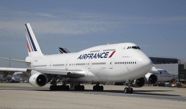 air, france, авиация, boeing, гражданская, аэродром, картинка, noticias,