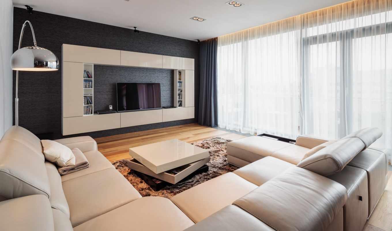дизайн, интерьера, квартиры, квартира, стиле,