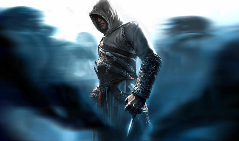 creed, assassin, альтаир, кредо, assassins, убийцы, ибн, ассасин, ахад,