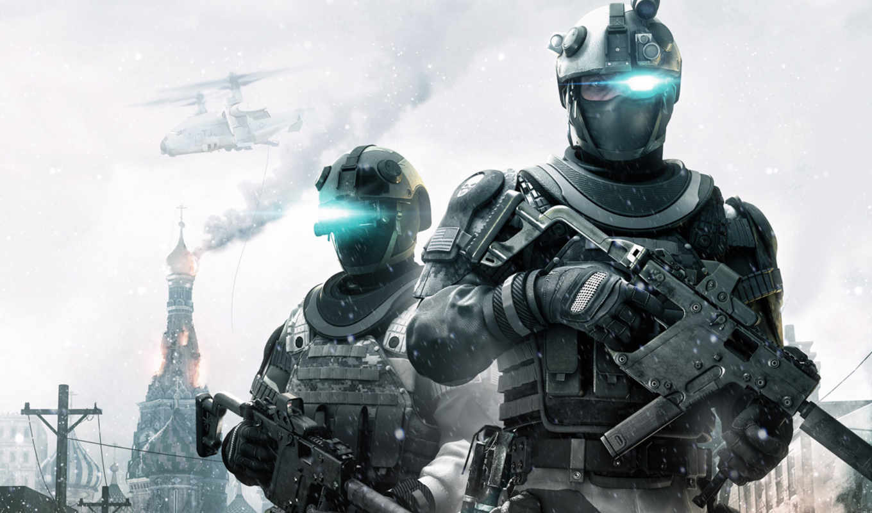 будущее, ghost, солдат, recon, будущего, video, game,