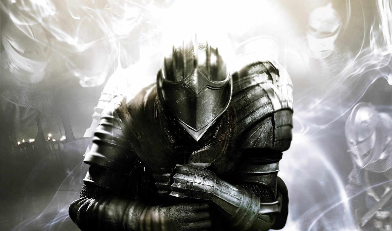souls, dark, рыцарь, xbox, принадлежность, доспехи, max, игры, download,