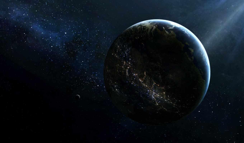 space, цивилизация, свет, planet, звезды, картинка,