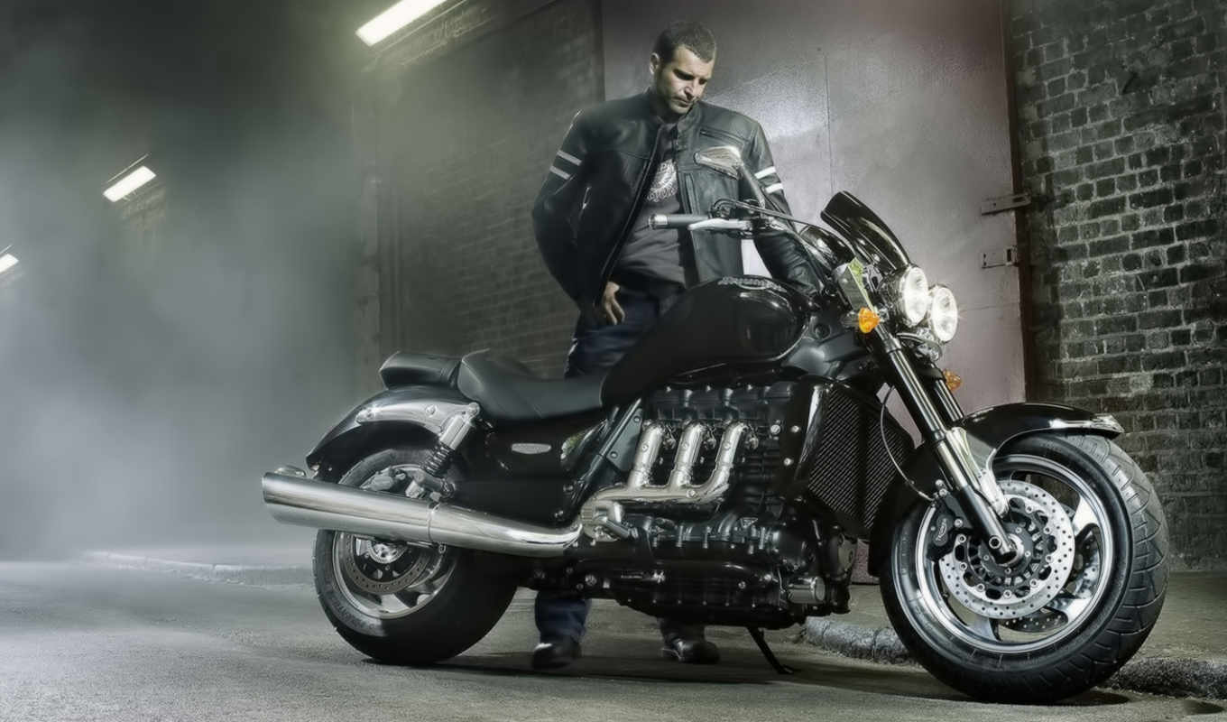 triumph, rocket, iii, roadster, мощных,