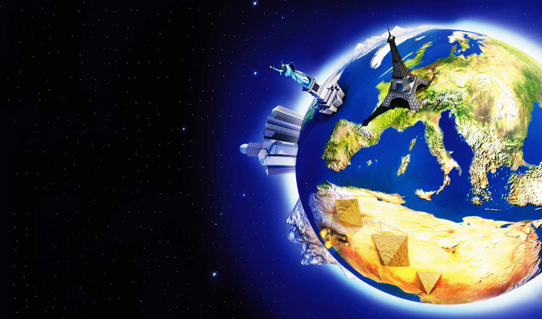 космос, world, звезды, earth, similar, globe, europe,