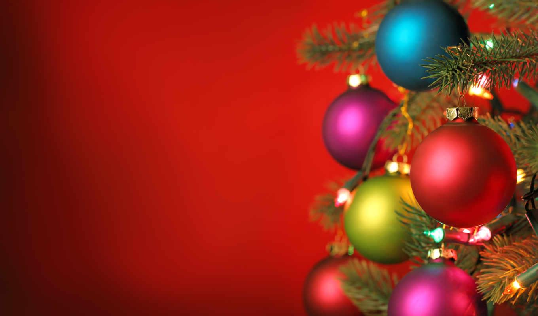 год, new, christmas, праздники, шарики,